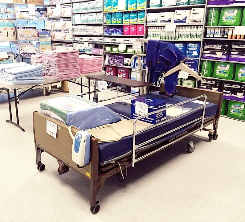 Senior Medical Supplies Beds