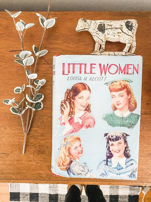 Little Women by Louisa May Alcott, Rare UK Edition