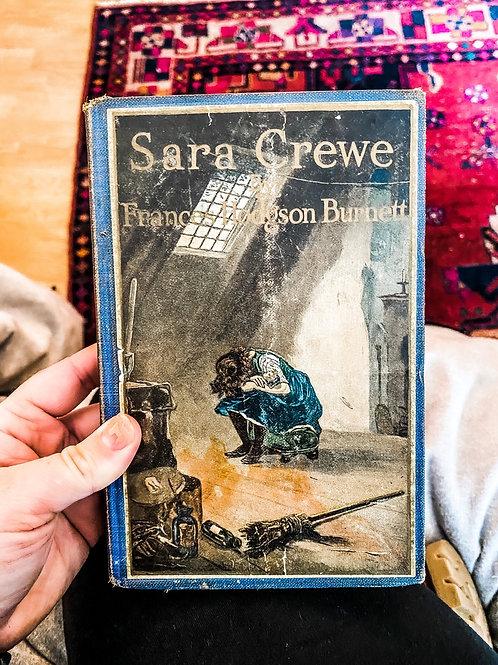Sara Crewe (A Little Princess) by Frances Hodgson Burnett (Reginald Birch ed)