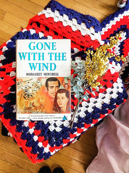 Gone with the Wind by Margaret Mitchell, DATE