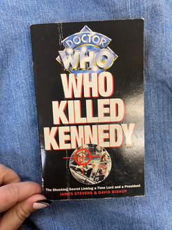 Doctor Who - Who Killed Kennedy