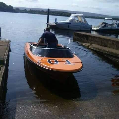 The General LeeDads Boat still going strong
