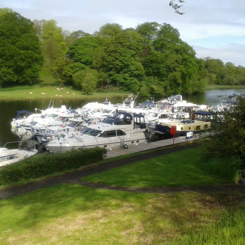 Lough Erne Boat Rally50th Anniversary