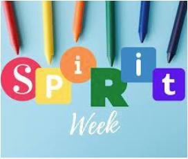 Spirit Week - 10/5 -10/9