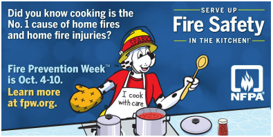 2020 National Fire Protection Association (NFPA) Poster Contest - Deadline - 10/28