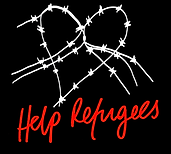 Help_Refugees logo white heart black bac