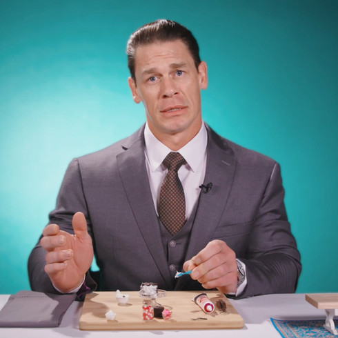 TasteMade - John Cena and Craig Robinson