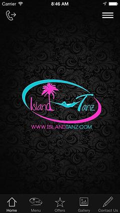 Island Tans App