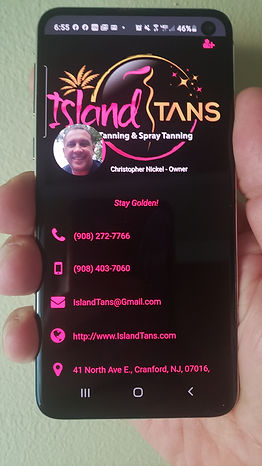 Pro Style Digital Business Card