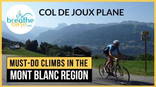 Climb the Col de Joux Plane