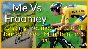 Chasing Froomey
