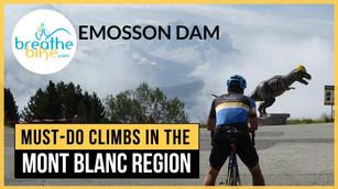 Climb Emosson Dam