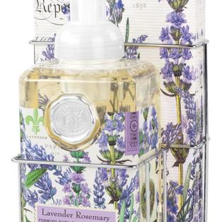 Lavender Rosemary Foaming Soap Napkin Set