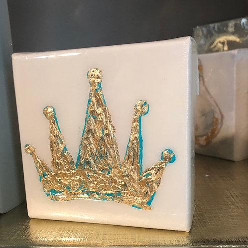 "4""x 4"" Crown"