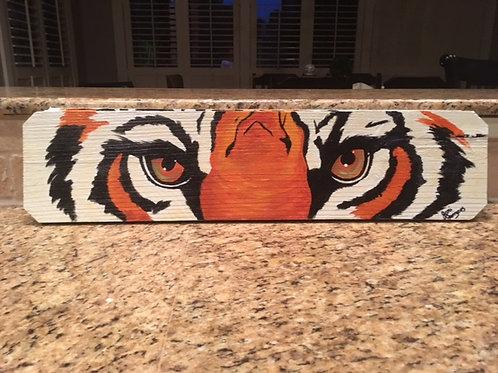 Reclaimed Wood Tiger Eye
