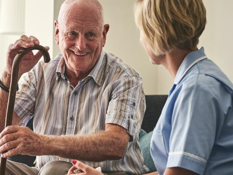 Four reasons care homes should consider going paperless