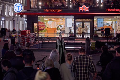Egertorget Oslo Kulturnatt 2+19