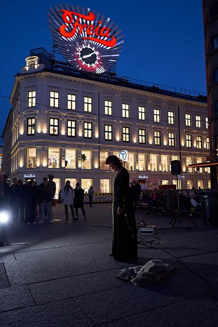 Egertorget Oslo Kulturnatt 2019