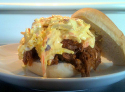 BBQ Beef and Slaw by Peter P
