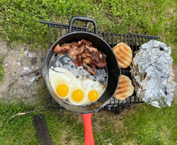Breakfast On The Grill