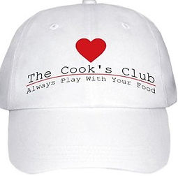 Cook's Club Baseball Hat