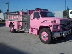 Pink Truck 1
