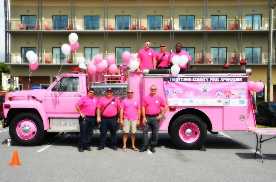 Pink Truck 6