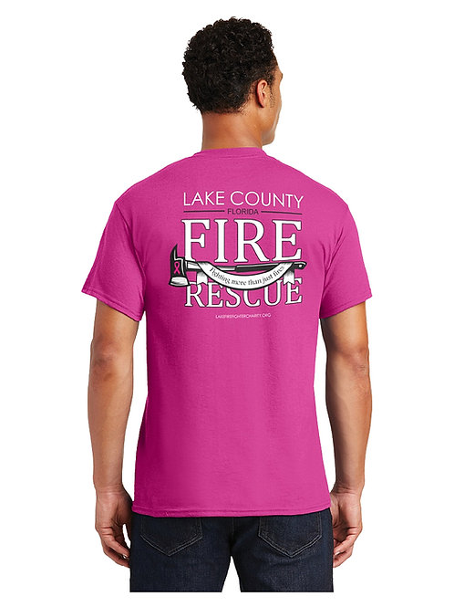 Fighting More Than Fires Axe T-Shirt
