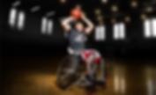 basquete sobre rodas