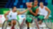 basquete rodas