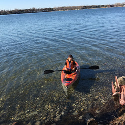 New Rental Kayak