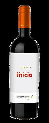 Agostino Inicio Cabernet Franc 2016 - fo