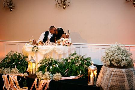 Wedding coordination and decor