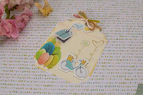 Tarjeta Joy Ride