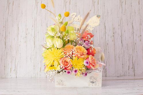 Arreglo Birthday Wish
