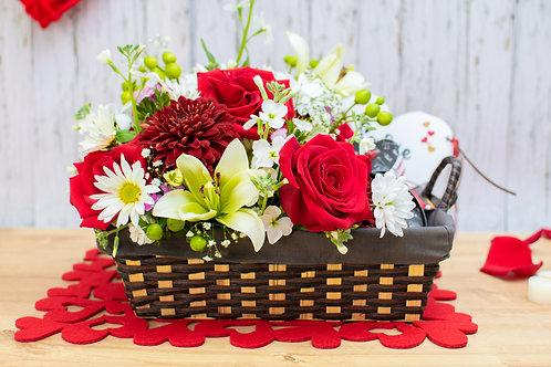 Arreglo Floral Lovers