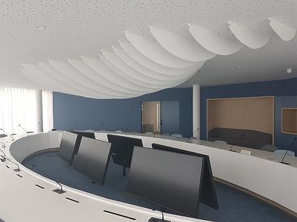 Board meeting room Paris