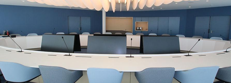 Board meeting room - Paris