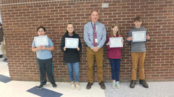 November 2019 Student of the Month