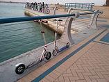 с самокатом по планете - Абу Даби 25 января