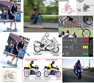XOOTR передний тормоз самокат, велосипед, мотоцикл