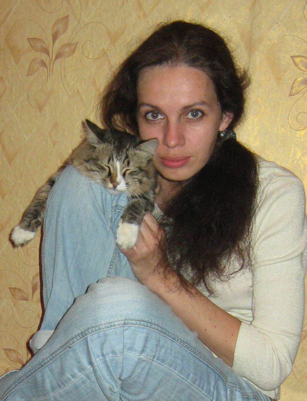 Жанна ГВАЗАВА 21