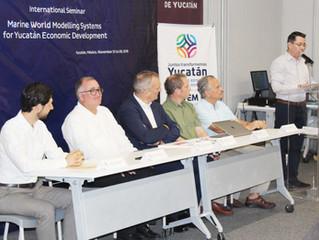 En la búsqueda de construir puentes científicos y tecnológicos  entre Yucatán y Reino Unido