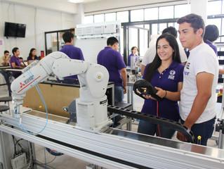 La primera generación nacional de profesionistas para la Industria 4.0, será yucateca