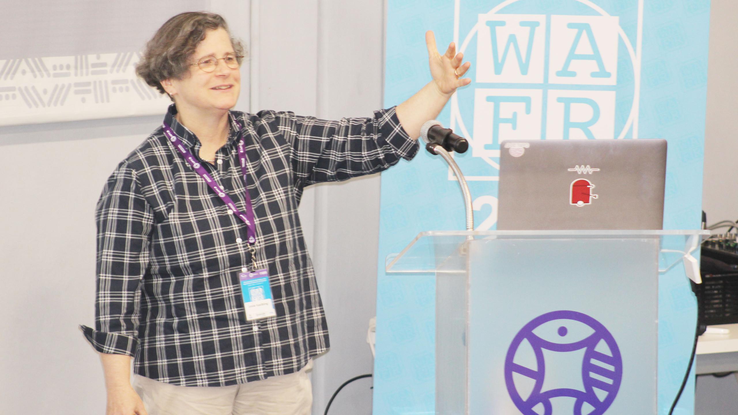 Dra. Leslie Kaelbling