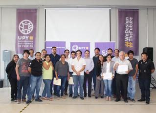 """Concluye con éxito """"La Semana de la Innovación"""" en la UPY gracias al programa """"Future Makers"""""""