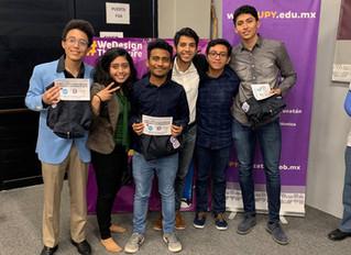 Estudiantes de la UPY superan el reto en encuentro de innovación a nivel internacional