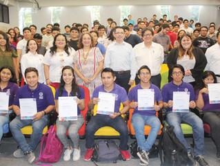 Estudiantes de la UPY concluyen con éxito programa para la prevención del embarazo infantil y en ado