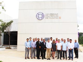 Líder mundial en tecnología de procesadores reúne en Yucatán  a especialistas de innovación