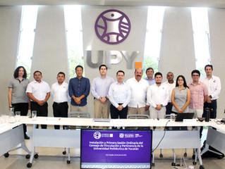 Universidad Politécnica de Yucatán consolida su vinculación con la Industria 4.0 a nivel internacion